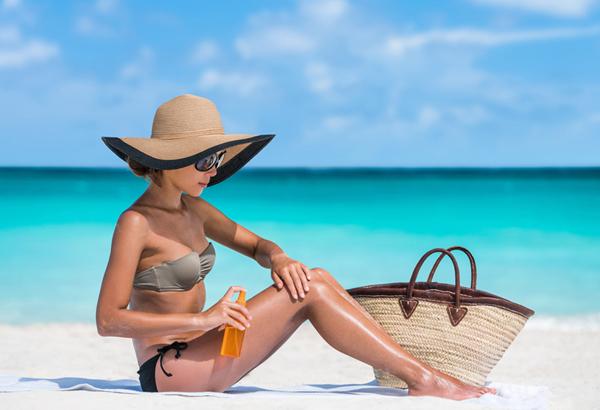 10 συμβουλές για την κατάλληλη χρήση αντηλιακού το καλοκαίρι