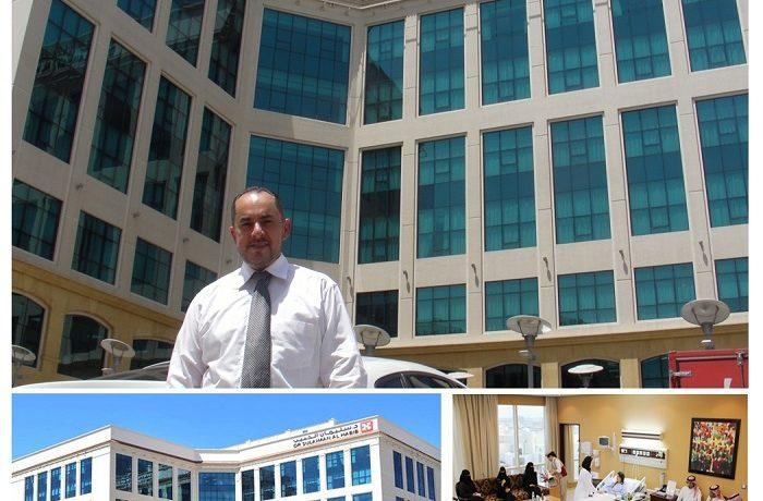 Νέα συνεργασία με νοσοκομείο στο Dubai