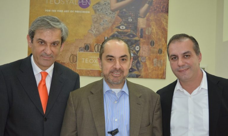 Νέα συνεργασία της Αισθητικής Ανάπλασης με τη νέα αντιπροσωπεία της TEOXANE στην Ελλάδα
