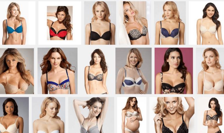 Είναι ικανοποιημένες οι γυναίκες με το στήθος τους;